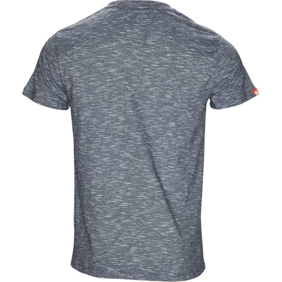 M1000.. - M1000 - T-shirts - Regular - BLÅ MEL. - 2
